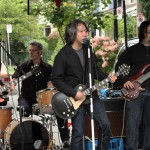 China Syndrome at the Commercial Street Car Free Festival