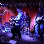 China Syndrome at the Railway Club