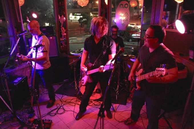 China Syndrome at the Copper Owl, Victoria