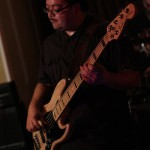 Mike Chang on Bass