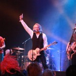 China Syndrome performing David Bowie songs at the Rickshaw Theatre