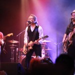 China Syndrome performing at the David Bowie Tribute at the Rickshaw Theatre in Vancouver