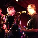 China Syndrome performing at the Fairview Pub, July 1/16, Vancouver