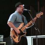 Bassist Mike Chang of China Syndrome