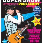 Paul Leahy Tribute Poster