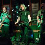 China Syndrome performing at the Princeton Pub, May 26/17, Vancouver