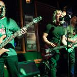 China Syndrome performing at the Princeton Pub, May 26/17, Vancouver