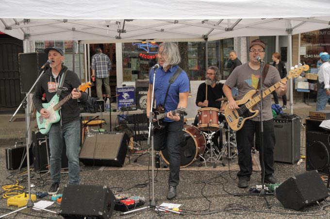 Outdoor gigs coming up: Main St Car Free Day and Khatsahlano Street Party!