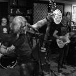 China Syndrome performing at LanaLou's, Mar 3/18, Vancouver
