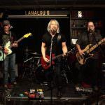 China Syndrome performing at LanaLou's, June 9/18, Vancouver