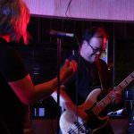 China Syndrome performing at the Flamingo Lounge, July 20/18, Surrey