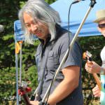 China Syndrome performing at Cates Park, July 28/18, North Vancouver
