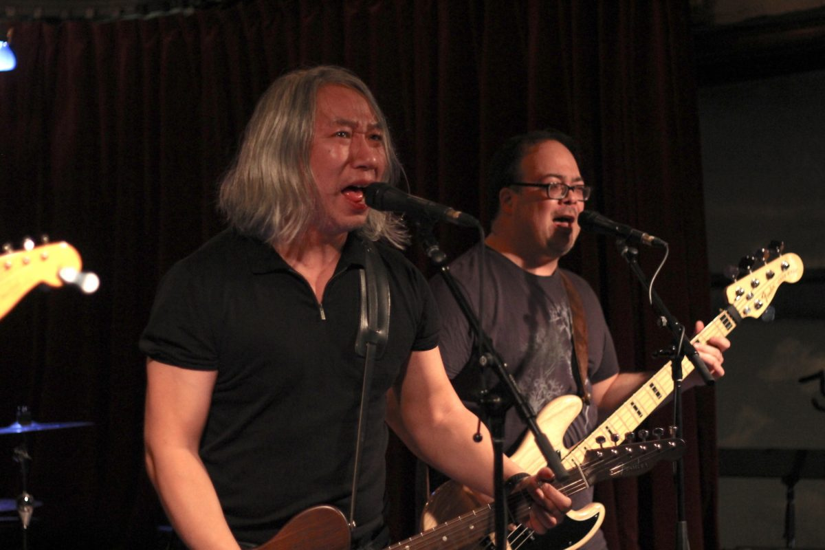 China Syndrome performing at the Railway Stage & Beer Cafe, Feb 1/19, Vancouver