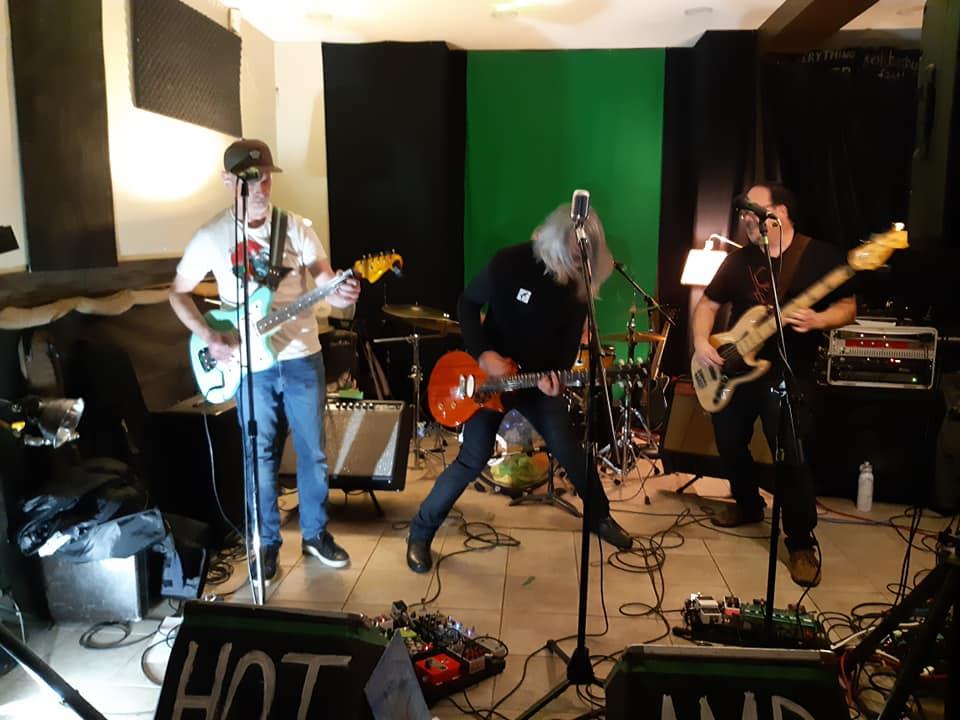 China Syndrome performing at the Hot Amp, Mar 9/19, Surrey