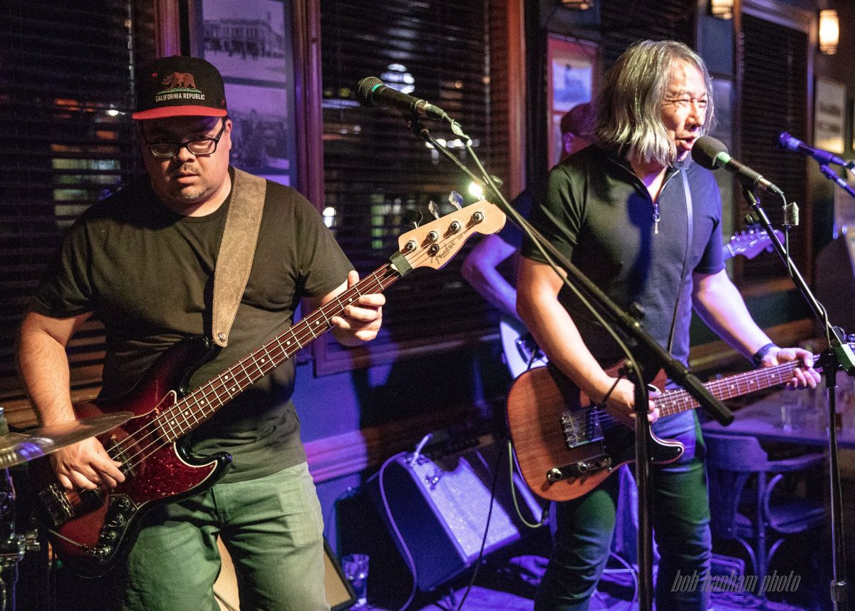 China Syndrome performing at the Princeton Pub, July 19/19, Vancouver